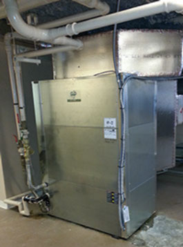 Commercial Water Source Heat Pump