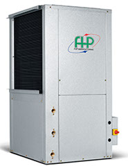Water Source Heat Pump for Cooling Towers